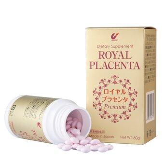 Viên uống trắng da Royal Placenta 60g 150 viên