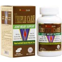 Viên uống Triple Care - Hỗ trợ điều trị các bệnh về xương khớp