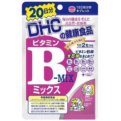 Vitamin B -Mix DHC – 20 ngày