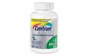 Vitamin Centrum Silver Multivitamin – dành cho người trên 50 tuổi, 220 viên
