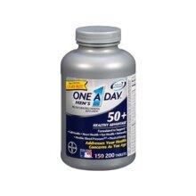 Vitamin Cho Nam Giới One A Day Men's 50+ Healthy Advantage - 200 viên