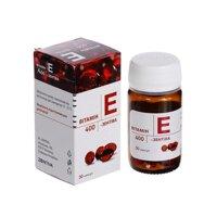 Vitamin E đẹp da ngừa lão hóa Zentiva 400