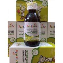 Vitamin tổng hợp cho bé 1-12 tuổi Pentavite 200ml