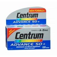 Vitamin tổng hợp cho người cao tuổi Centrum Advance 50+ 100 viên