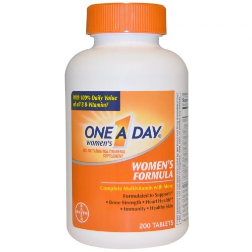 Vitamin tổng hợp cho phụ nữ One A Day For Women 50+ 220 viên