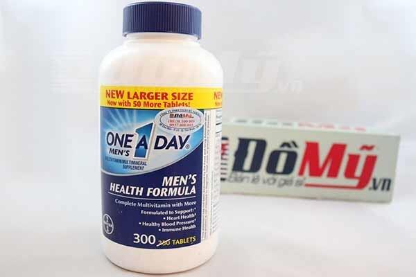 Vitamin tổng hợp One A Day Men's 300 viên
