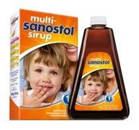 Vitamin tổng hợp Sanostol số 1 - Đức