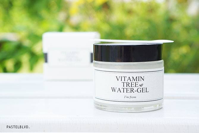 Vitamin Tree Water Gel