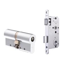 Bộ khoá cửa Abloy hai đầu chìa 35/35mm 4292CY322N3535