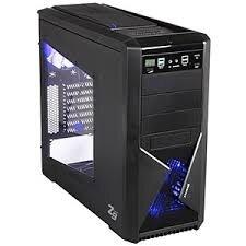 Vỏ Case Zalman Z9 U3 Windowed - Tower Case