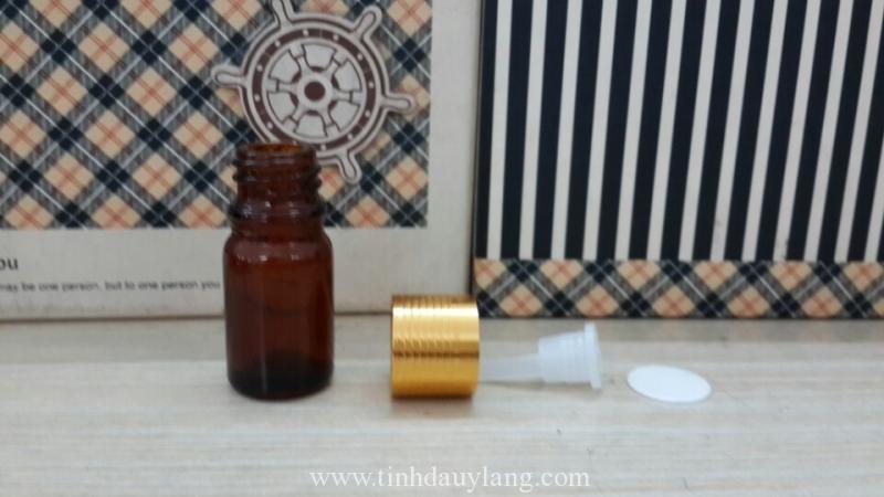 Vỏ chai đựng tinh dầu – 5ml