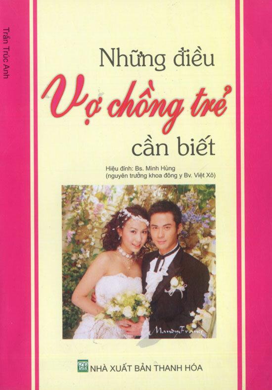 Vợ chồng trẻ cần biết (Sách gối đầu giường của vợ chồng mới cưới)