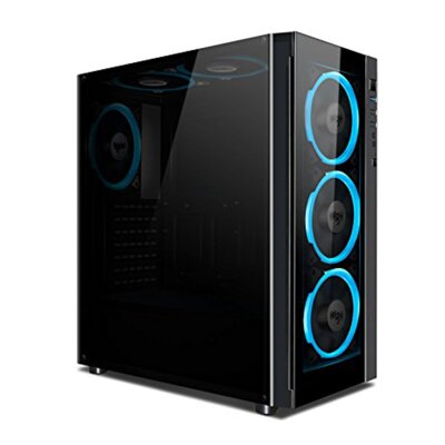 Vỏ máy tính - Case AIGO Black Technology