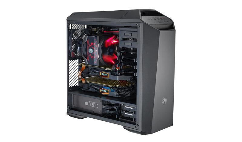 Vỏ máy tính - Case Cooler Master MasterCase Maker 5