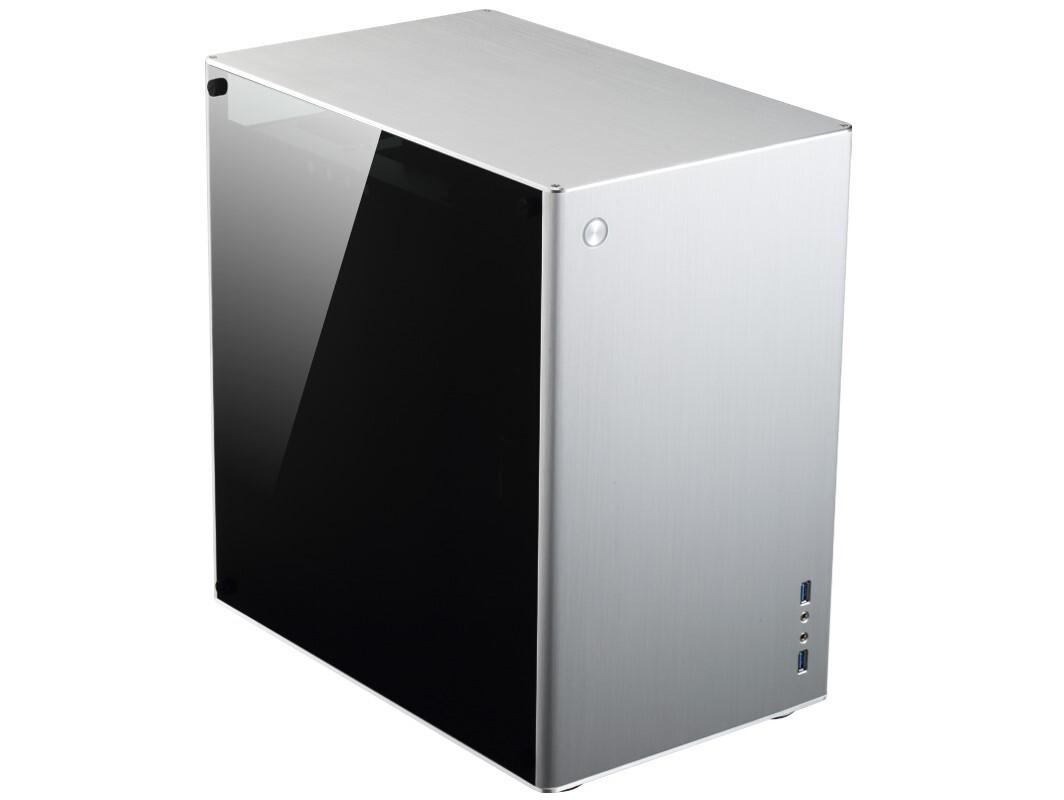 Kết quả hình ảnh cho Vỏ case Jonsbo C4S (Steel - White)
