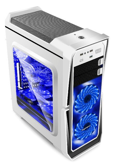 Vỏ máy tính - Case Segotep Gank X