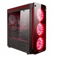 Vỏ máy tính - Case Xigmatek Glare 7A