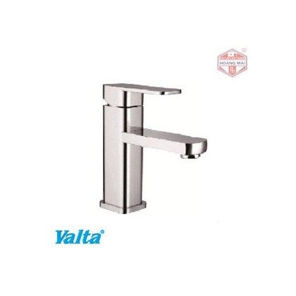 Vòi chậu lavabo nóng lạnh Valta TD-9115