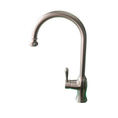 Vòi rửa bát nóng lạnh inox 304 Moonoah 9001