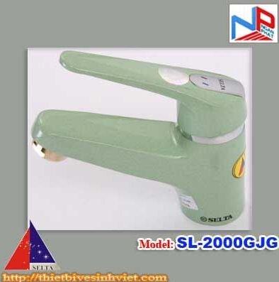 Vòi rửa lavabo nóng lạnh Selta SL2000GJG