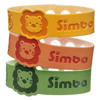 Vòng đeo tay đuỗi muỗi Simba trẻ em S9984