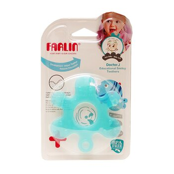 Vòng ngậm mọc răng vô trùng Farlin BBS-005