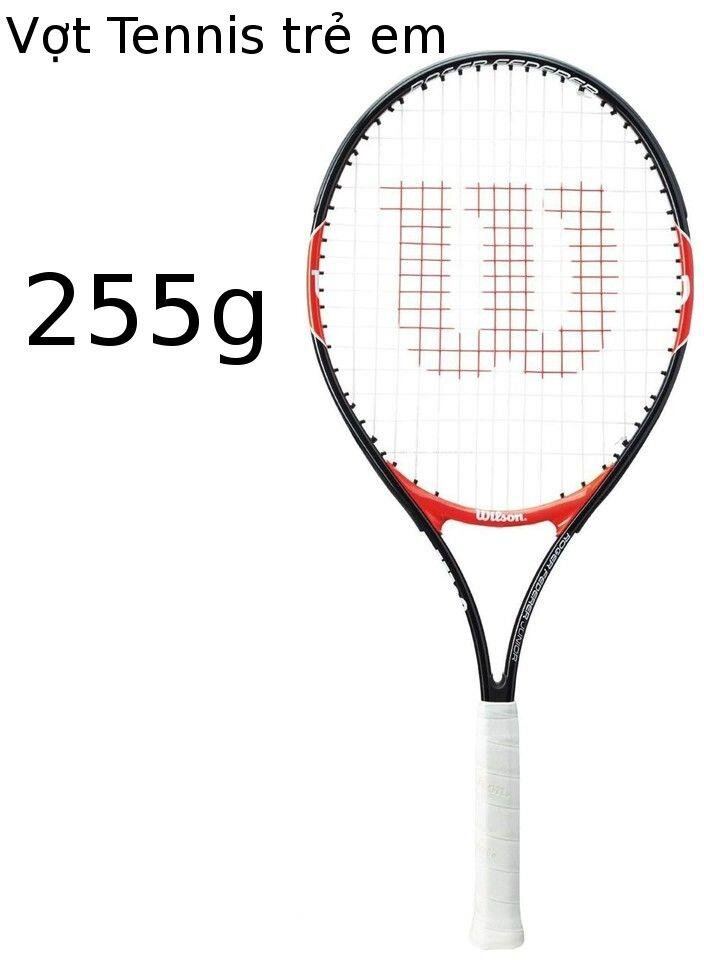 Vợt Tennis trẻ em Wilson Roger Federer 26 WRT200900