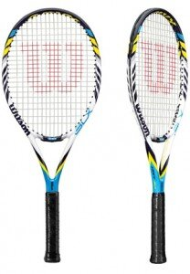 Vợt tennis Wilson ENVY BLX - Mẫu 2012