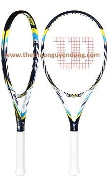 Vợt Tennis Wilson Juice 100L BLX