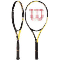 Vợt Tennis Wilson Pro Open 100 BLX (model 2011)