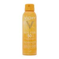Chai xịt chống nắng dạng phun sương lâu trôi Vichy Ideal Soleil Invisible
