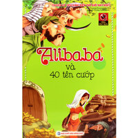 Vườn cổ tích - Alibaba và bốn mươi tên cướp