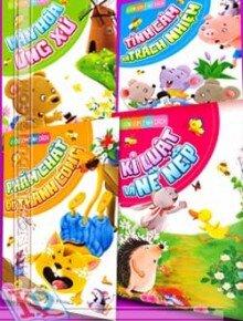 Vườn Ươm Tính Cách (bộ 4 cuốn)