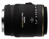 Ống kính Sigma MACRO 70mm F2.8 EX DG