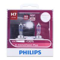 Bóng đèn Philips X-treme Vision Plus H7 12972XVP