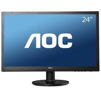Màn hình máy tính AOC E2460SD - LED, 24 inch
