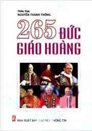 265 Đức Giáo Hoàng