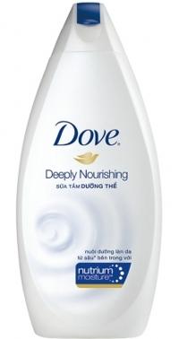 Sữa tắm Dove Go Fresh Shower Gel