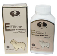 Viên uống nhau thai cừu Placentra Essence Of Baby Sheep Auhealth (12000mg x 180 Viên)