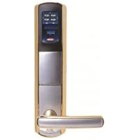 Khóa cửa vân tay Adel E7F4 - Vân tay, mật mã, chìa khóa