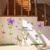 Decal dán tường Hoa tím mộng mơ-PK108
