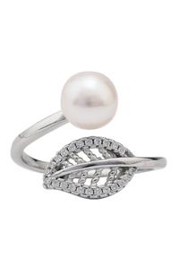Nhẫn bạc nữ Bạc Ngọc Tuấn E07NHU000018