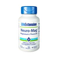 Viên uống bổ sung Magie Life Extension Neuro-Mag Magnesium L-Threonate 90 viên