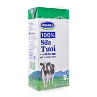 Sữa tươi tiệt trùng Vinamilk có đường thùng 12 hộp x 1L