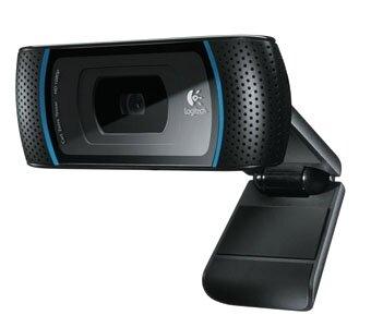 Webcam Logitech C910