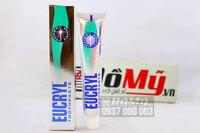 Kem tẩy trắng răng Eucryl vị bạc hà - 62 g