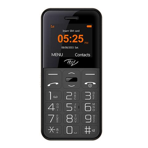 Điện thoại Itel IT2580 - 4MB RAM, 4MB, 1.77 inch