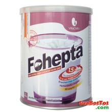 Sữa bột Fohepta - 400g (cho người bệnh gan)