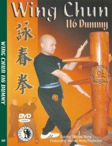 Wing Chun 116 Dummy - 116 Động Tác Thực Hành Với Mộc Nhân