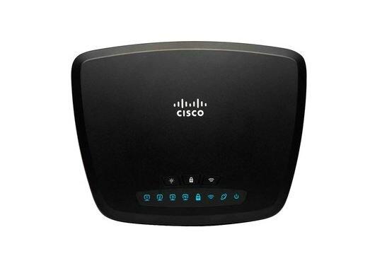 Wireless-N Wireless Router Cisco CVR100W